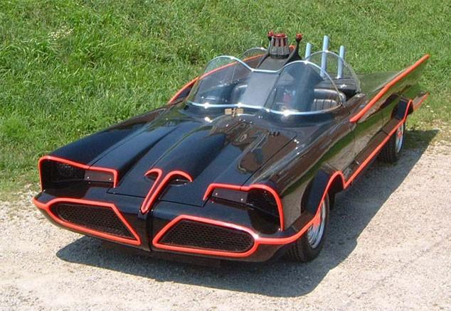 blogga 1254, batmobile