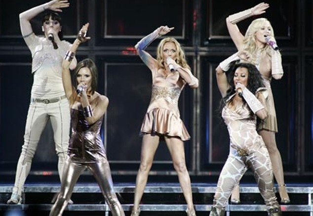 blogga 1254, Spice Girls